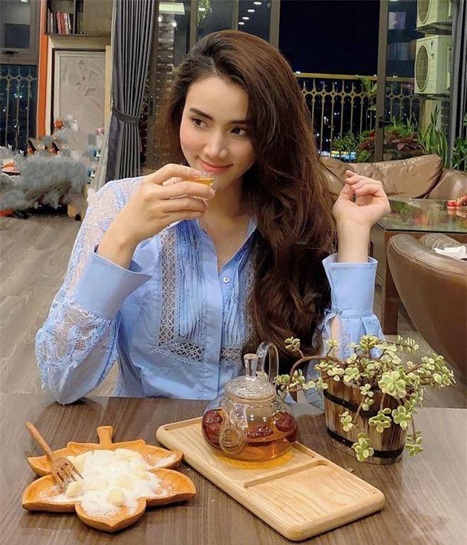 diễn viên Trang Nhung 7