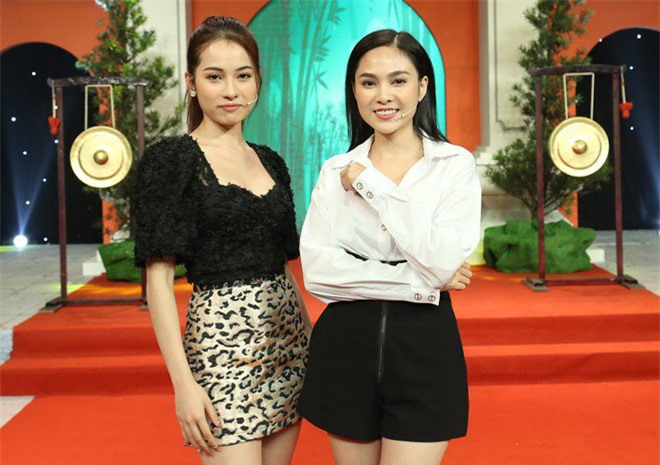 Vợ kém 13 tuổi của Dương Khắc Linh đoạt 20 triệu nhờ... chồng hay bị chọc ghẹo - Ảnh 1.