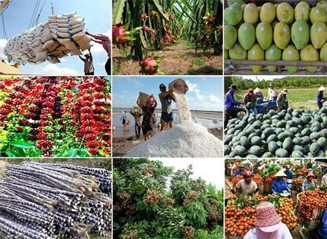 Trong 4 tháng đầu năm, nông sản xuất siêu gần 2,8 tỷ USD (Ảnh: Internet)