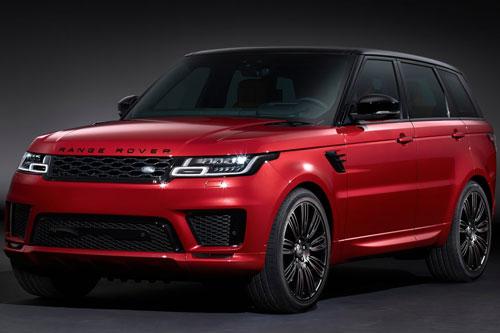1. Range Rover Sport.
