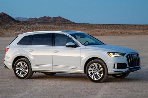 5. Audi Q7.