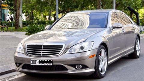 Choáng với Mercedes S550 đẹp mê ly, giá chỉ ngang Honda Civic, Mazda 3