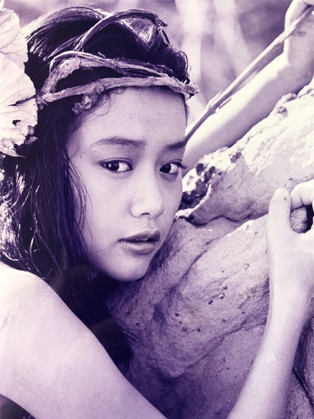 Loạt ảnh tuổi 20 chưa từng công bố của diễn viên Hồng Ánh - 6