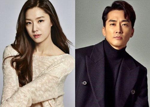 Seo Ji Hye và Song Seung Hun cùng đóng phim Shall we eat dinner together?