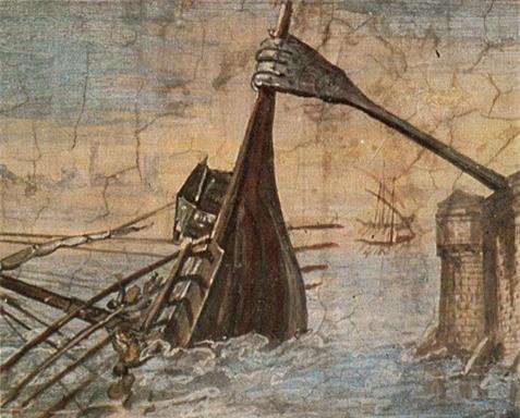 5 vũ khí uy lực nhất thế giới cổ đại nhưng lại biến mất khó hiểu về sau - Ảnh 2.