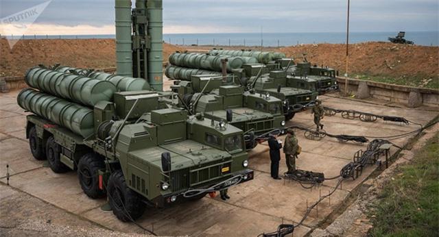 Bất chấp Mỹ phản đối, Thổ Nhĩ Kỳ vẫn đàm phán mua thêm S-400 của Nga - 1
