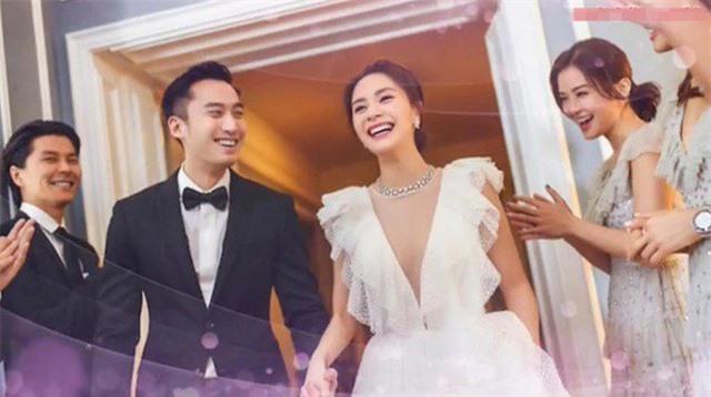 Chung Hân Đồng bất ngờ thông báo ly dị sau 14 tháng kết hôn - 2