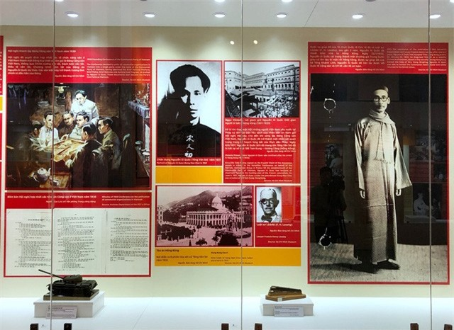 Triển lãm đặc biệt về Hồ Chủ tịch, một số hiện vật quý lần đầu xuất hiện - Ảnh 20.