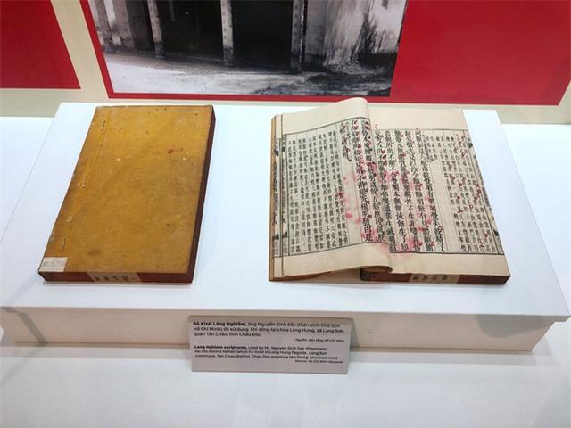 Triển lãm đặc biệt về Hồ Chủ tịch, một số hiện vật quý lần đầu xuất hiện - Ảnh 21.