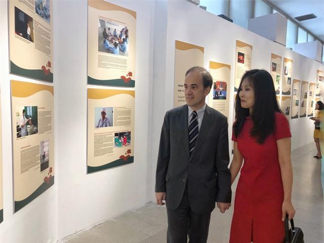 Triển lãm đặc biệt về Hồ Chủ tịch, một số hiện vật quý lần đầu xuất hiện - Ảnh 3.