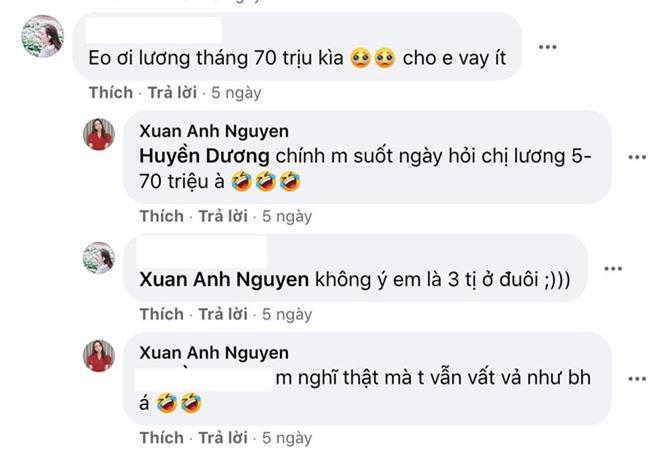 BTV Xuân Anh VTV đính chính vụ lương 70 triệu/ tháng kèm số dư 3 tỷ: Nếu giàu vậy mà mình vẫn vất vả như bây giờ ư - Ảnh 3.