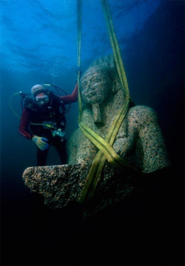 Bí ẩn lăng mộ nữ hoàng Cleopatra: Sau 2000 năm vô vọng, các nhà khảo cổ đã tiến rất gần! - Ảnh 6.