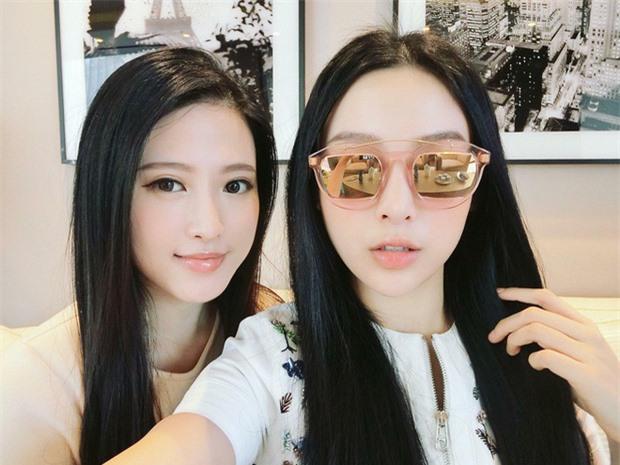 Huyền Baby và em gái 0
