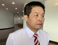 Ông Nguyễn Quốc Kỳ, Chủ tịch HĐQT Công ty Du lịch Vietravel. Ảnh: VGP/Minh Trang