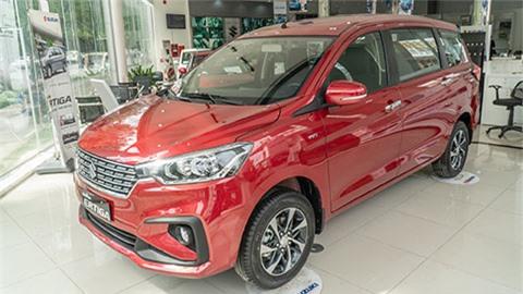 Mitsubishi Xpander, Toyota Avanza có thêm đối thủ 'cực ngầu' giá siêu hấp dẫn từ Suzuki