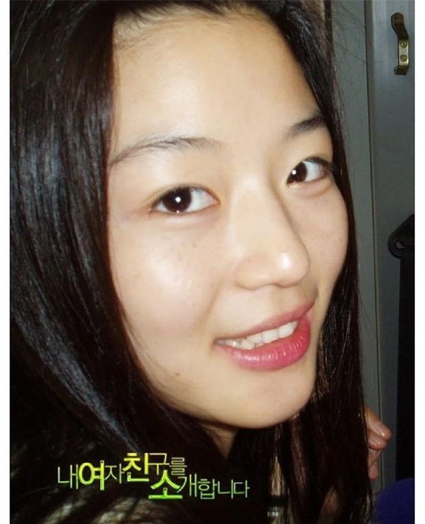 Không thể tin nổi đây là ảnh mặt mộc 100% của 'mợ chảnh' Jeon Ji Hyun thời trẻ: Da lấm tấm tàn nhang vẫn đẹp không thốt nên lời 5