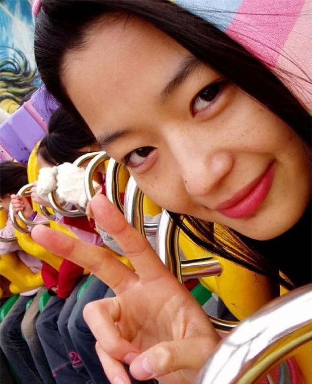 Không thể tin nổi đây là ảnh mặt mộc 100% của 'mợ chảnh' Jeon Ji Hyun thời trẻ: Da lấm tấm tàn nhang vẫn đẹp không thốt nên lời 4