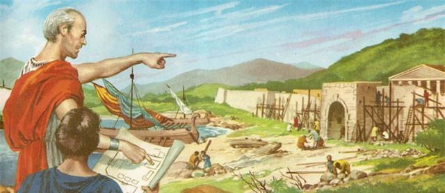 Văn minh Etruscan.
