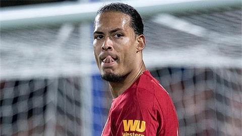 Đang tỏa sáng ở Liverpool, Van Dijk bất ngờ cân nhắc giải nghệ ở tuổi 28