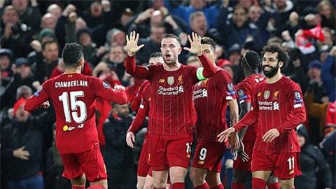Wenger gọi Liverpool là nhà vô địch trong lòng CĐV