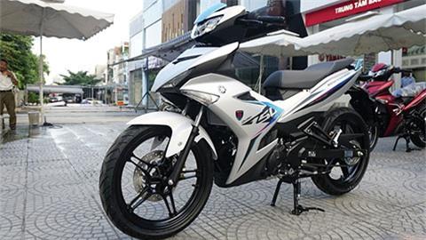 Yamaha Exciter 150 giảm giá cực khủng, đấu Honda Winner X, Suzuki Raider