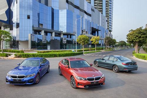 BMW 3-Series 2020.