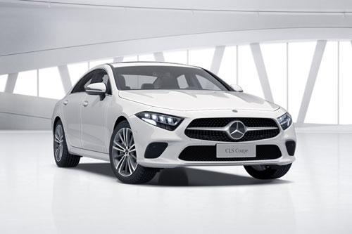 Mercedes-Benz CLS 260 2020.