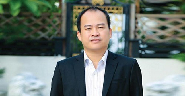 Doanh nhân Lâm Minh Chánh - Nhà sáng lập trường QTKD BizUnit, đồng sáng lập Group Quản trị và Khởi nghiệp