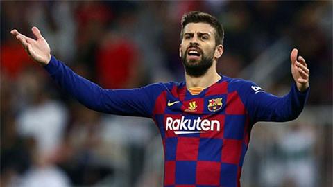 Pique cảnh báo La Liga trở lại ngày 12/6 là quá sớm