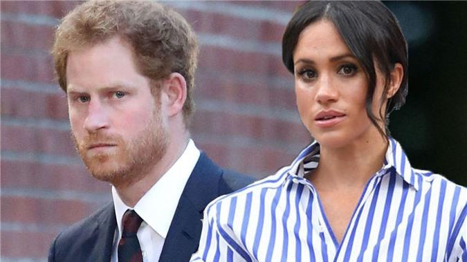 Meghan Markle dính nghi án dùng con trai để đe dọa Harry, cấm anh trở về hoàng gia  - Ảnh 1.