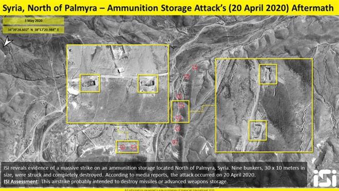 Nga đi 2 nước cờ mạo hiểm: Lừa chiến đấu cơ KQ Israel vào bẫy của tên lửa S-400 ở Syria? - Ảnh 5.