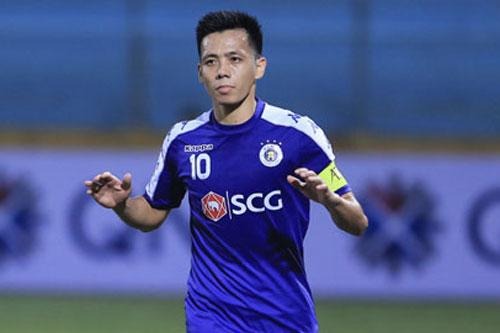 8. Nguyễn Văn Quyết (81 bàn thắng). Ảnh: Bongdaplus.