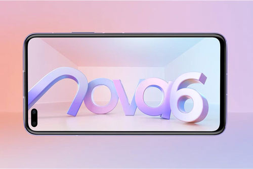 =2. Huawei Nova 6 5G (100 điểm).