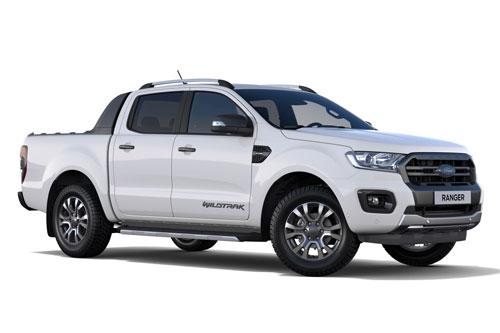 3. Ford Ranger (doanh số: 481 chiếc).