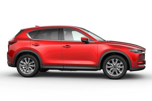 4. Mazda CX-5 (doanh số: 459 chiếc).