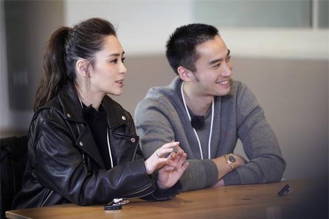 """Chung Hân Đồng nhắc nhở chồng cũ giữ """"bí mật"""" sau ly hôn - 2"""