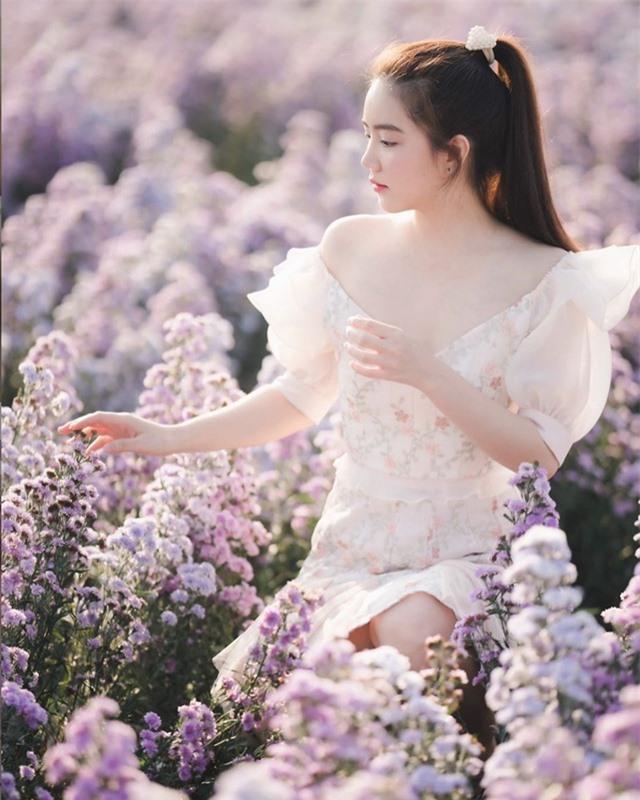 Ngắm vẻ đẹp ngọt ngào của hoa khôi làng cầu lông Thái Lan - 4