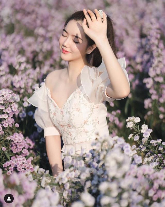 Ngắm vẻ đẹp ngọt ngào của hoa khôi làng cầu lông Thái Lan - 5