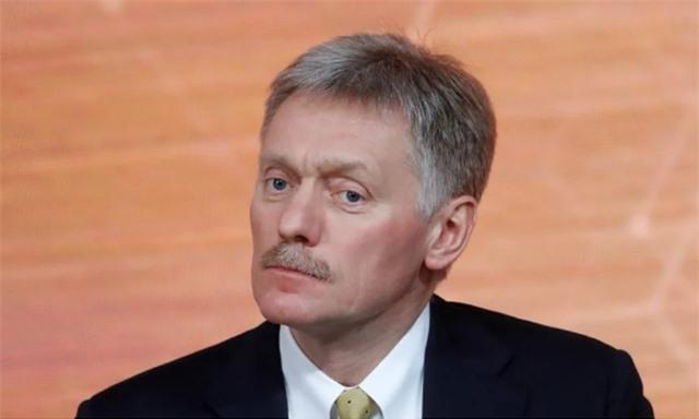 Người phát ngôn của Tổng thống Putin mắc Covid-19 - 1