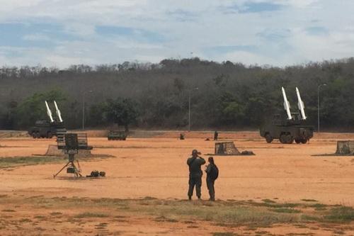 Radar Trung Quốc được cho là đã giúp lực lượng phòng không Venezuela nhận dạng tiêm kích tàng hình Mỹ. Ảnh: Avia-pro.