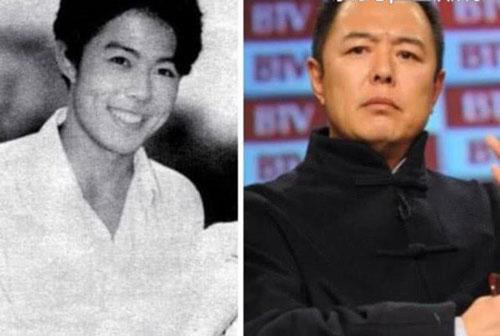 Hình ảnh thời trẻ của Trương Thiết Lâm gây sốt trên mạng xã hội.