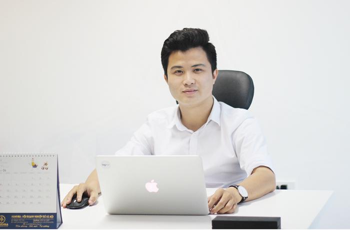 Ông Trần Trung Hiếu - CEO TOPCV Việt Nam
