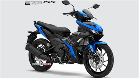 Yamaha Exciter 155 VVA 2020 đẹp mê ly, giá 'ngon' khiến fan suy sụp