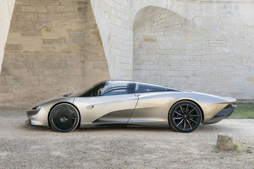 McLaren Speedtail.