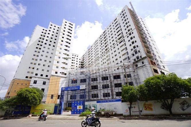Chuyển căn hộ cao cấp thành nhà ở xã hội ở TP.HCM - ảnh 2