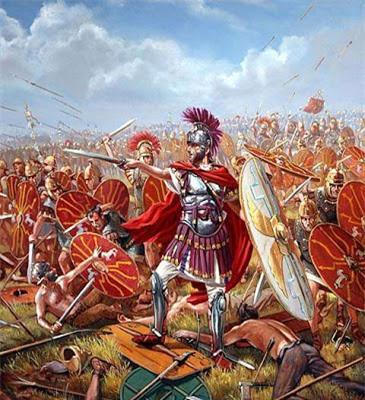 Ông góp phần không nhỏ trong việc đưa La Mã từ nước cộng hòa thành Đế chế La Mã.