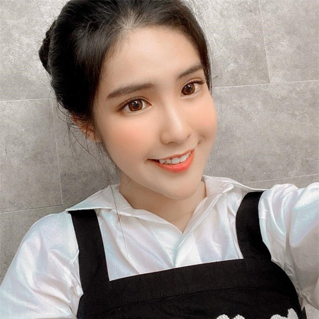 Hot girl được báo Trung Quốc khen ngợi đẹp dịu dàng mùa chia tay mái trường - 8