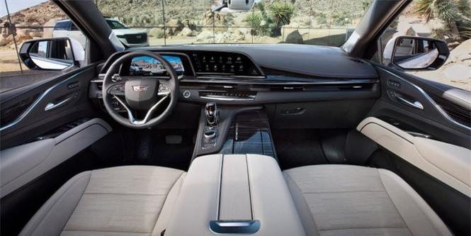 'Khủng long' Cadillac Escalade ESV 2021 có gì đặc biệt - ảnh 2
