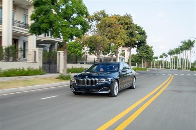 Ngắm nhìn sedan đắt giá nhất của BMW ở Việt Nam - ảnh 1