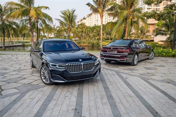 Ngắm nhìn sedan đắt giá nhất của BMW ở Việt Nam - ảnh 11